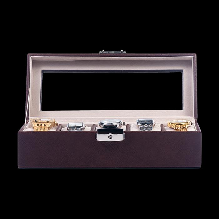 Orbita Roma 10 Chocolate Leather Watchcase